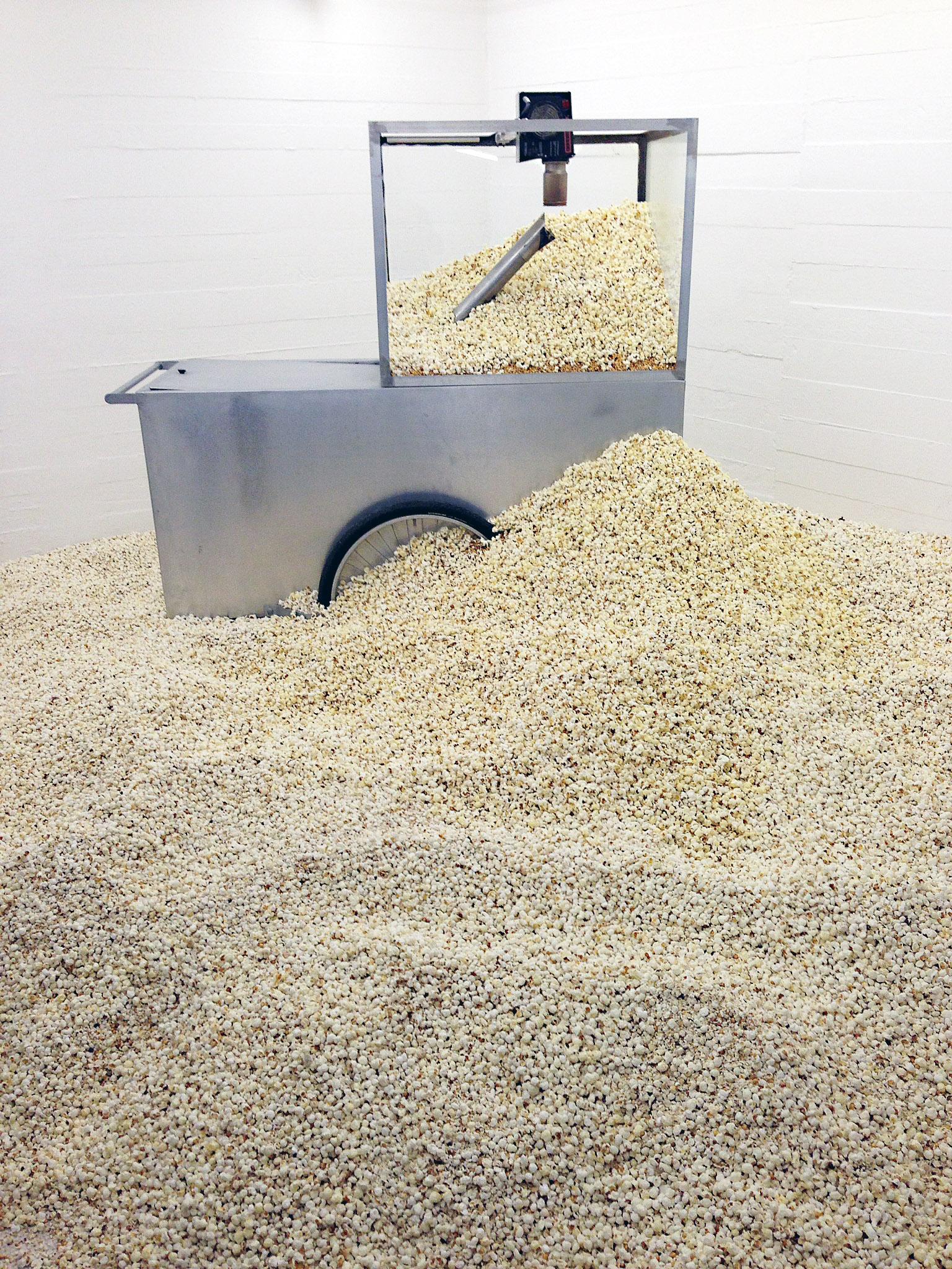 bunker popcorn